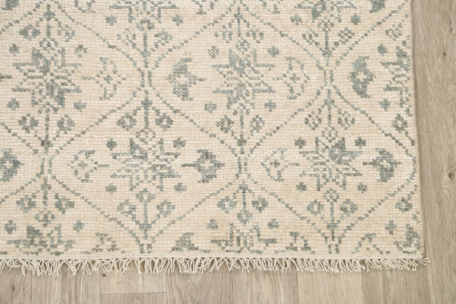 All-Over Modern Oriental Area Rug 6x8 image 5