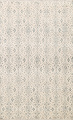 All-Over Modern Oriental Area Rug 6x8 image 1