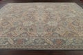 Silver Washed Ziegler Turkish Area Rug 9x12 image 11