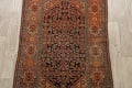 Pre-1900 Antique Vegetable Dye Malayer Persian Area Rug 4x6 image 3