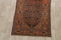 Pre-1900 Antique Vegetable Dye Malayer Persian Area Rug 4x6 image 8