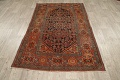 Pre-1900 Antique Vegetable Dye Malayer Persian Area Rug 4x6 image 15