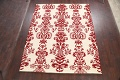 Transitional Floral Oriental Area Rug 8x10 image 2