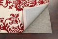 Transitional Floral Oriental Area Rug 8x10 image 7
