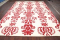 Transitional Floral Oriental Area Rug 8x10 image 9