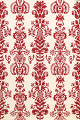 Transitional Floral Oriental Area Rug 8x10 image 1