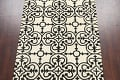 All-Over Modern Oriental Area Rug 5x8 image 3