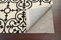 All-Over Modern Oriental Area Rug 5x8 image 7