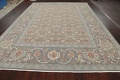 Silver Washed Ziegler Turkish Area Rug 9x12 image 12