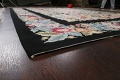 All-Over Floral Needlepoint Oriental Area Rug 10x14 image 6