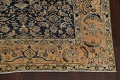 Pre-1900 Antique Vegetable Dye Malayer Persian Area Rug 9x12 image 5
