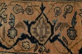 Pre-1900 Antique Vegetable Dye Malayer Persian Area Rug 9x12 image 9