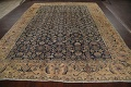 Pre-1900 Antique Vegetable Dye Malayer Persian Area Rug 9x12 image 14