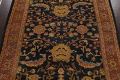 Pre-1900 Antique Vegetable Dye Sultanabad Persian Area Rug 9x10 image 3