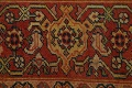 Pre-1900 Antique Vegetable Dye Sultanabad Persian Area Rug 9x10 image 9