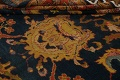 Pre-1900 Antique Vegetable Dye Sultanabad Persian Area Rug 9x10 image 16