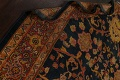 Pre-1900 Antique Vegetable Dye Sultanabad Persian Area Rug 9x10 image 17