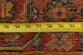 Pre-1900 Antique Vegetable Dye Sultanabad Persian Area Rug 9x10 image 20