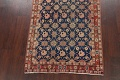 Antique Vegetable Dye Isfahan Persian Area Rug 3x5 image 8
