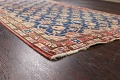 Antique Vegetable Dye Isfahan Persian Area Rug 3x5 image 6