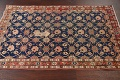 Antique Vegetable Dye Isfahan Persian Area Rug 3x5 image 11
