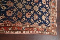 Antique Vegetable Dye Isfahan Persian Area Rug 3x5 image 12