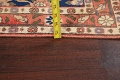 Antique Vegetable Dye Isfahan Persian Area Rug 3x5 image 17