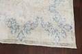 Antique Muted Distressed Kerman Persian Area Rug 10x13 image 5
