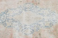 Antique Muted Distressed Kerman Persian Area Rug 10x13 image 11