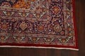 Traditional Floral Mashad Persian Area Rug 10x13 image 5