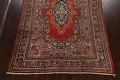 Antique Floral Mahal Persian Area Rug 8x11 image 8
