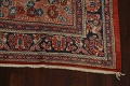 Antique Floral Mahal Persian Area Rug 8x11 image 5