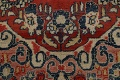 Antique Floral Mahal Persian Area Rug 8x11 image 10