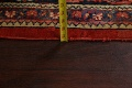 Antique Floral Mahal Persian Area Rug 8x11 image 21