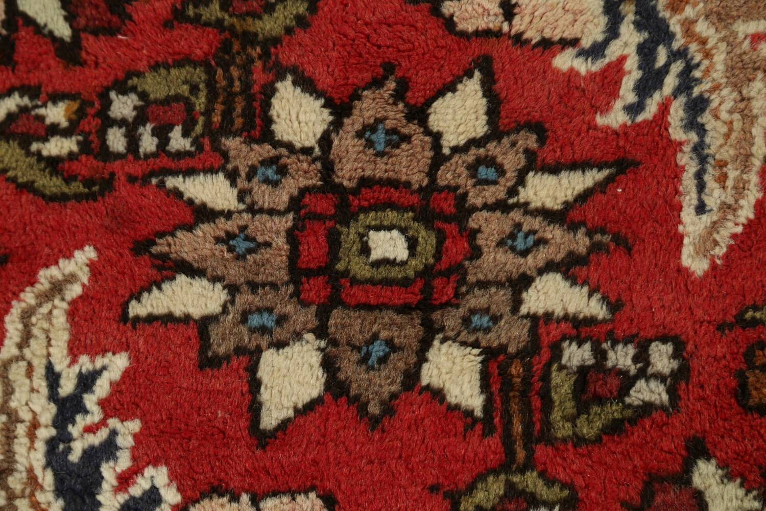 All-Over Floral Bakhtiari Persian Area Rug 5x10 image 9