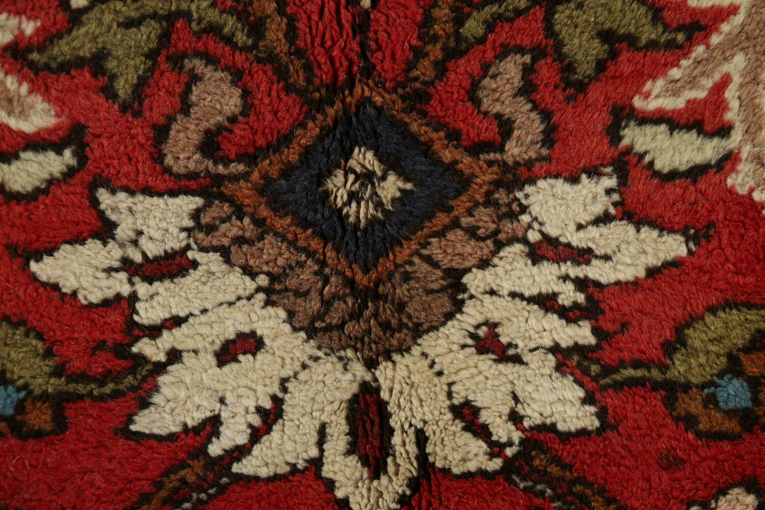 All-Over Floral Bakhtiari Persian Area Rug 5x10 image 10