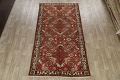 All-Over Floral Bakhtiari Persian Area Rug 5x10 image 2