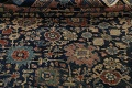 Pre-1900 Antique Vegetable Dye Sultanabad Persian Area Rug 10x13 image 16