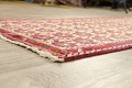 All-Over Geometric Afshar Persian Runner Rug 3x7 image 6