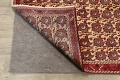 All-Over Geometric Afshar Persian Runner Rug 3x7 image 7
