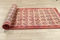 All-Over Geometric Afshar Persian Runner Rug 3x7 image 15