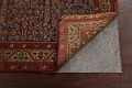 Pre-1900 Antique All-Over Malayer Persian Area Rug 4x6 image 7