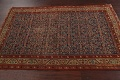 Pre-1900 Antique All-Over Malayer Persian Area Rug 4x6 image 11