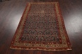Pre-1900 Antique All-Over Malayer Persian Area Rug 4x6 image 12