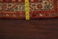 Pre-1900 Antique All-Over Malayer Persian Area Rug 4x6 image 15