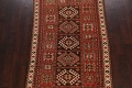 Vegetable Dye Geometric Kazak Oriental Area Rug 5x8 image 3