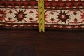 Vegetable Dye Geometric Kazak Oriental Area Rug 5x8 image 20