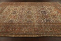 Pre-1900 Antique Vegetable Dye Sultanabad Persian Area Rug 9x12 image 19