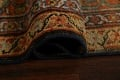 Pre-1900 Antique Vegetable Dye Sultanabad Persian Area Rug 9x12 image 21