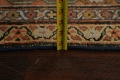 Pre-1900 Antique Vegetable Dye Sultanabad Persian Area Rug 9x12 image 25
